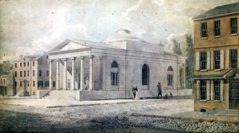{America's first bank, the Bank of Pennsylvania}