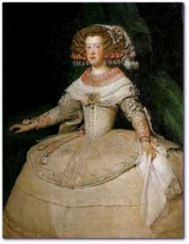 {Marie Therese, the Austrian Queen of Louis XIV}