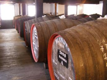{Madeira in a barrels}