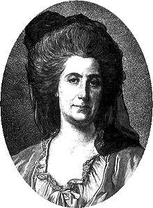 {Madame Helvetius}