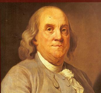 {Benjamin Franklin}
