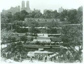 {Central Park NYC}