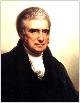 {Chief Justice, John Marshall}