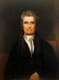 {Chief Justice John Marshall}