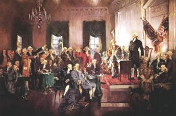 {Constitutional Convention in 1787}