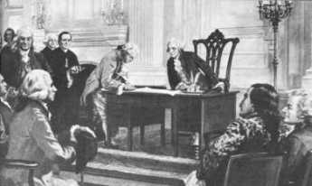 {Signing of the Constitution}
