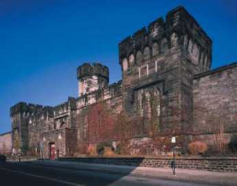 {Eastern State Penitentiary}