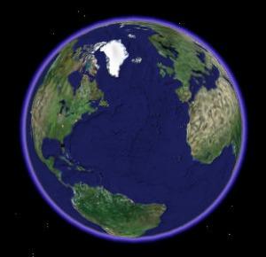 {Google Earth}