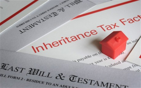 {Inheritance Tax}