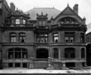 {{John Wanamaker's Mansion 2032 Walnut Street}