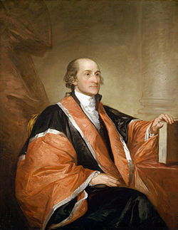 {John Jay the Chief Justice}