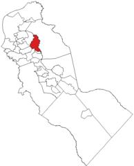 {Map of Haddofield}