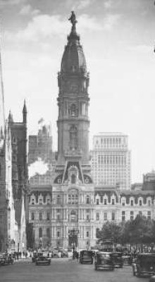 {Philadelphia City Hall}