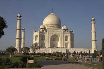{Taj Mahal}