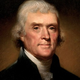 {Thomas Jefferson}