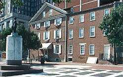 http://www.philadelphia-reflections.com/images/Thomas_Bond_House_Philadelphia_Pennsylvania_30149.jpg alt=