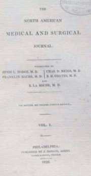 {Title Page of Volume I}