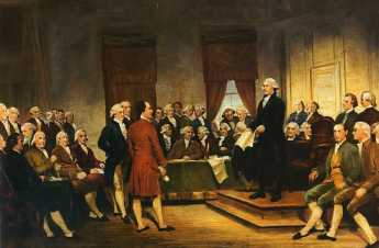 {Constitutional Convention 1787}