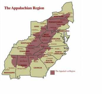 {Scotch-Irish Presbyterians of Appalachia}