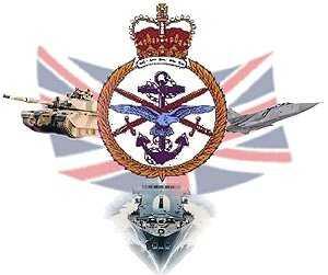 {British Ministries Symbol}