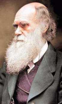 {Charles Darwin}