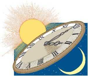 {Daylight Saving Time}