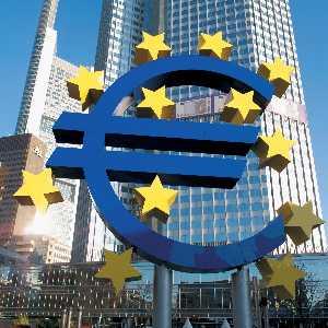{Euro zone symbolic}