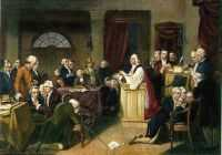 {Continental Congress}