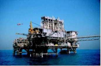 {gas north sea}