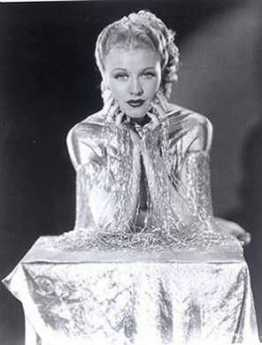 {Ginger Rogers}