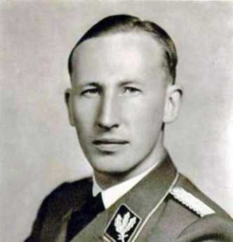 {Reinhard Heydrich was the  primary organizer of the mass murder of Jews in the Third Reich.}